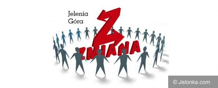 Jelenia Góra: Spotkanie otwarte partii Zmiana w Jeleniej Górze