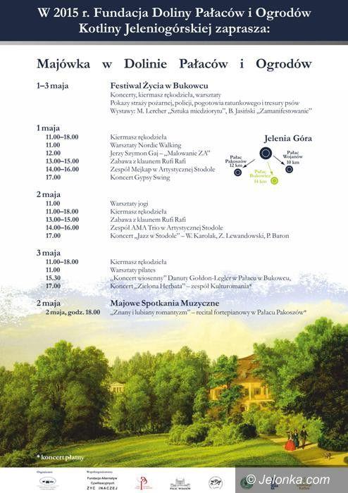 Region: Festiwal Życia 2015 w Bukowcu