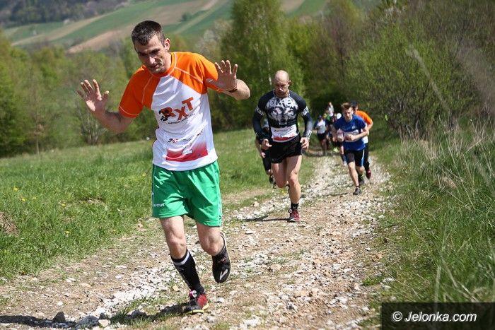 """Jeżów Sudecki: Piękne widoki i wymagająca trasa """"Ledwie Dychy"""""""