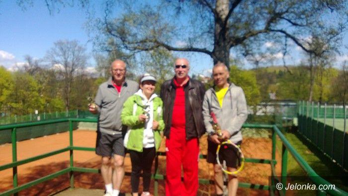 Jelenia Góra: Za nami turniej tenisa dobieranego