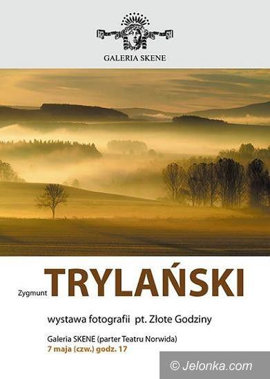 """Jelenia Góra: """"Złote godziny"""" Zygmunta Trylańskiego w Galerii Skene"""
