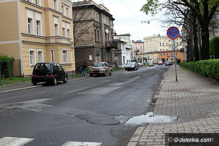 Jelenia Góra: Wyremontują drugą część ulicy Okrzei
