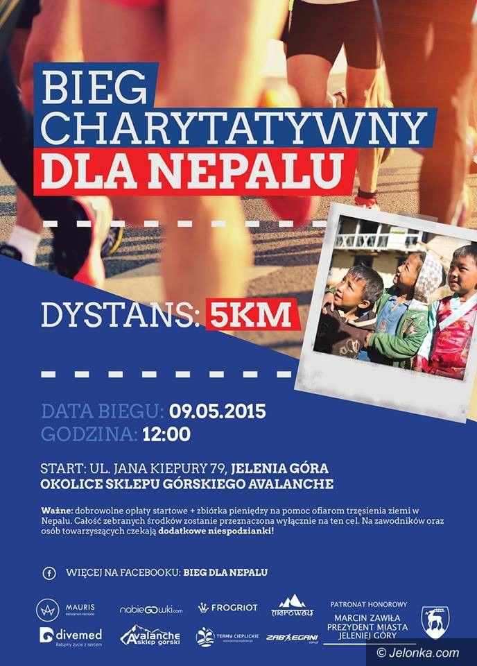 Jelenia Góra: Charytatywny Bieg dla Nepalu