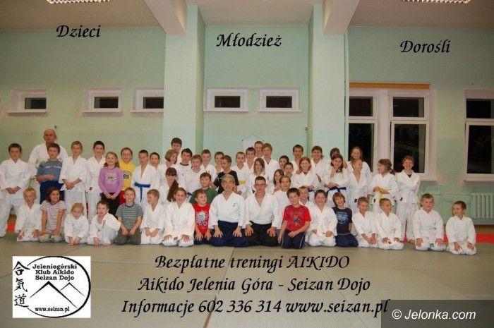 Jelenia Góra: Bezpłatne zajęcia aikido