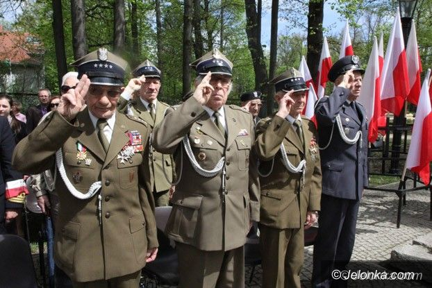 Jelenia Góra: W hołdzie żołnierzom poległym za Polskę