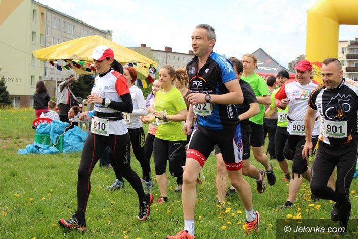 Jelenia Góra: W Jeleniej Górze biegacze wsparli Nepalczyków