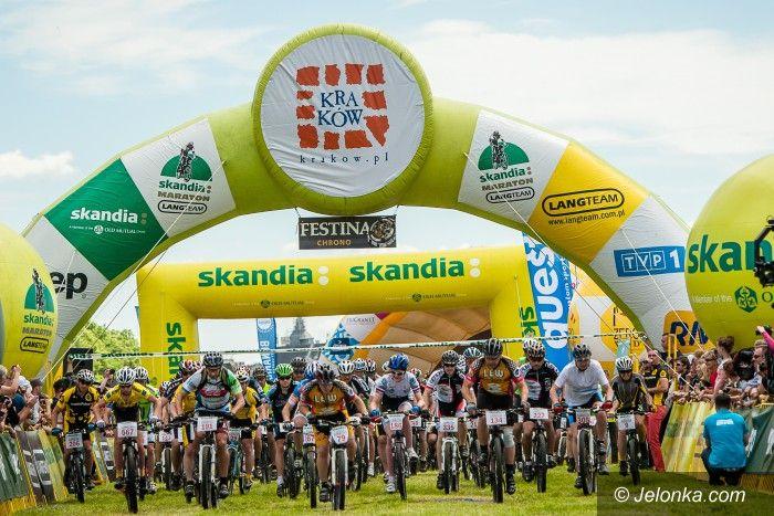 Kraków: Skandia Maraton Lang Team w Krakowie