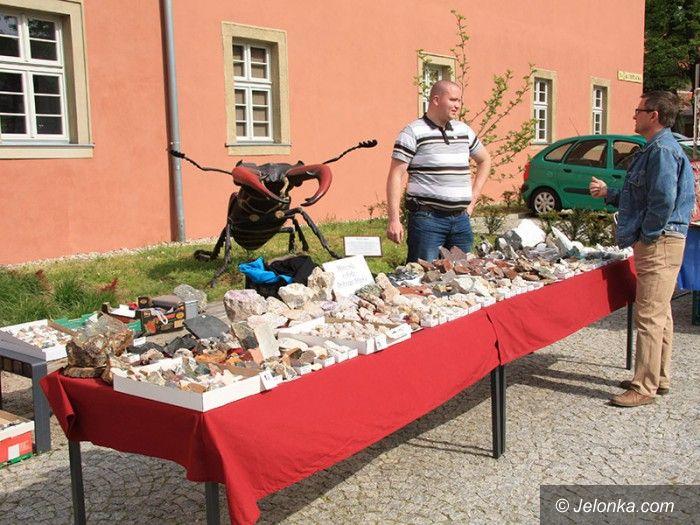 Jelenia Góra: Po giełdzie minerałów i skamieniałości