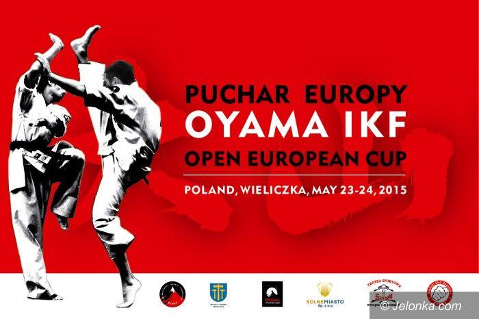Jelenia Góra/Kraków: Wkrótce Puchar Europy Oyama Karate