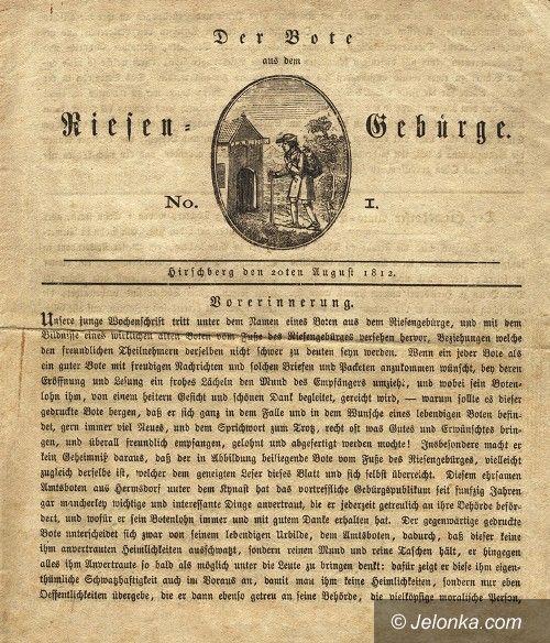 Jelenia Góra: Ponad 200 lat jeleniogórskich czasopism