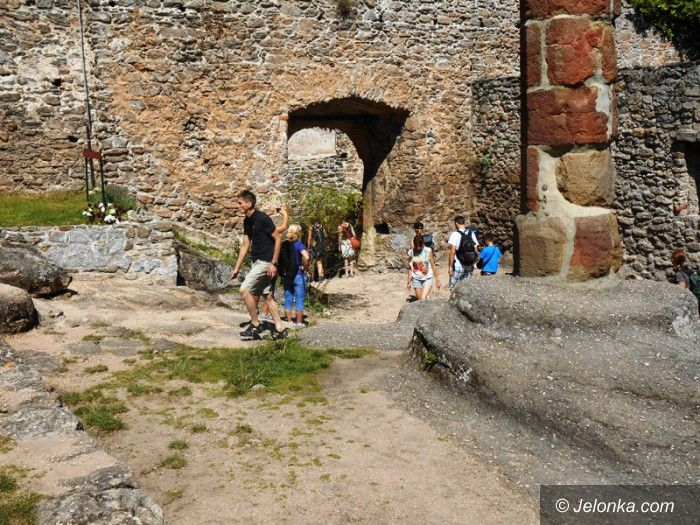 Jelenia Góra: Zamek w rozsypce – pilnie potrzebny remont!
