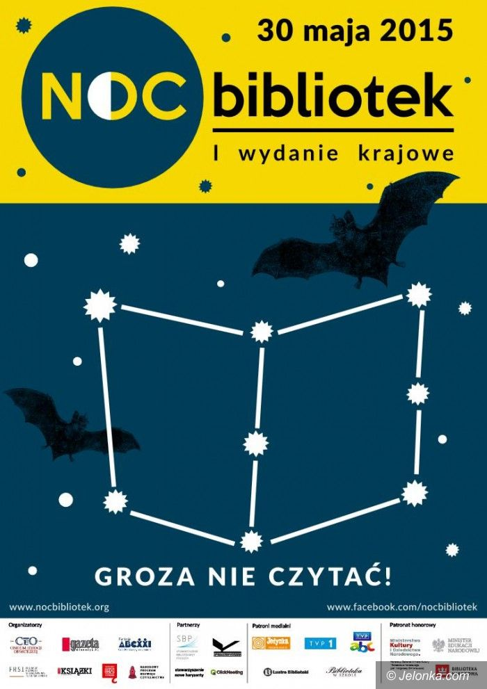 Jelenia Góra: Noc Bibliotek w SP 7
