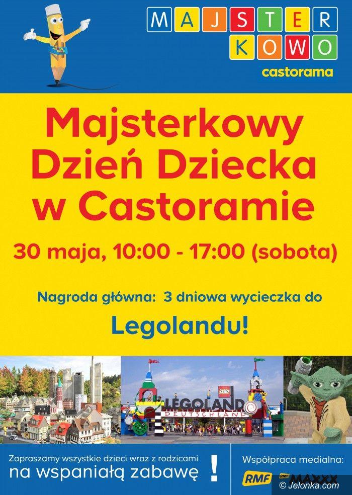 Jelenia Góra: Dzień Dziecka w Castoramie – jutro