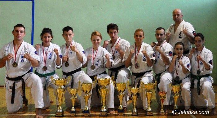 Wieliczka: Sukces JK Oyama w Pucharze Europy i MP