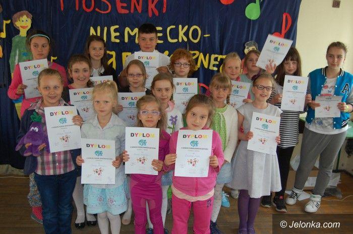 Region: Wyśpiewali nagrody po niemiecku