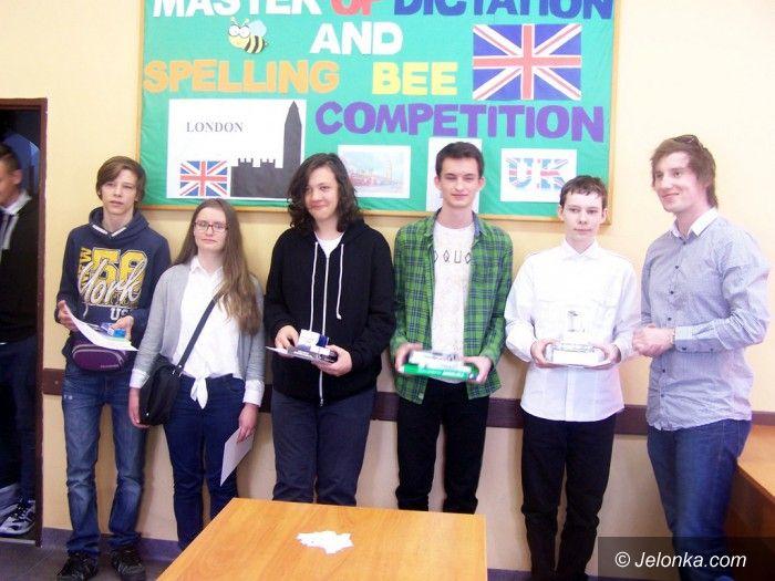 Mysłakowice: Uczniowie pisali dyktando po… angielsku