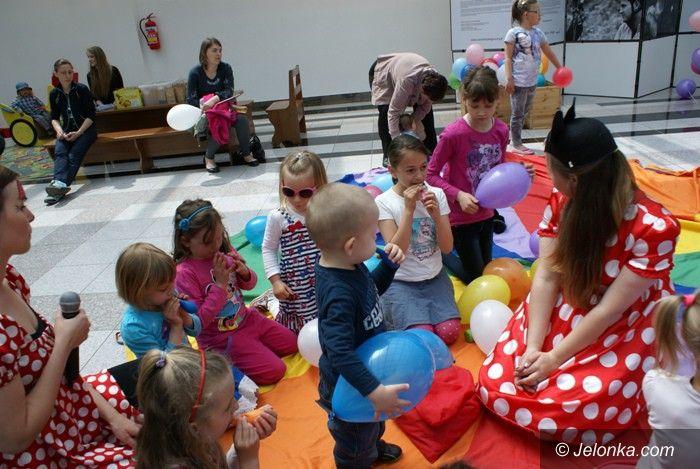 Jelenia Góra: Dzień dziecka w Pasażu Grodzkim