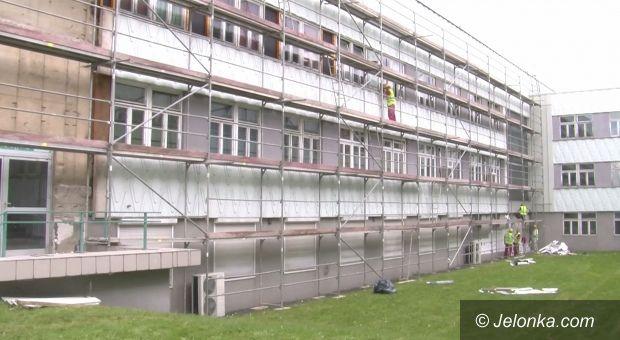 Jelenia Góra: Rozpoczął się remont jeleniogórskiego szpitala