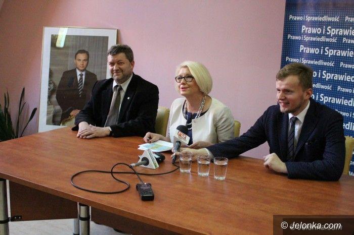Jelenia Góra: O zwycięstwie i nadziejach wyborczych jesienią