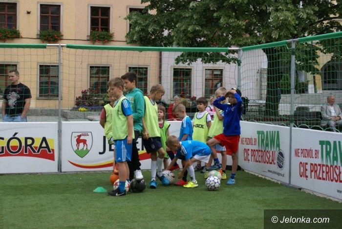 Jelenia Góra: Dzień Dziecka w Rynku na sportowo