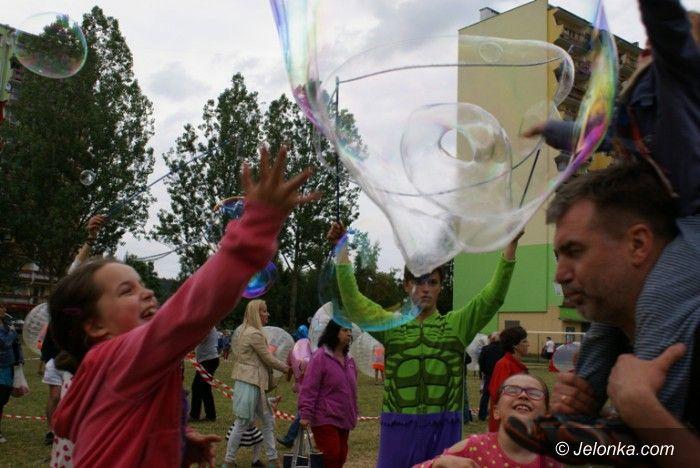 Jelenia Góra: Świetna zabawa na zabobrzańskim festynie