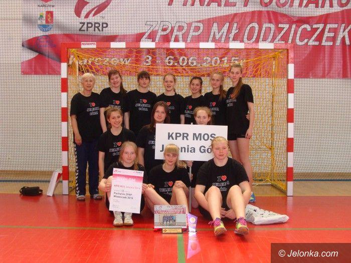 Karczew: Młodziczki KPR–u czwartą drużyną w Polsce!