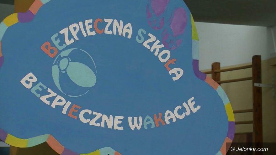 Jelenia Góra: Bezpieczna szkoła – bezpieczne wakacje