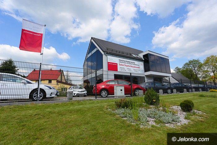 Jelenia Góra: Toyota Nowakowski zaprasza do salonu w Jeleniej Górze