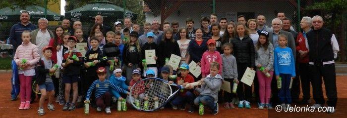 Jelenia Góra: Uroczyste rozpoczęcie sezonu tenisowego
