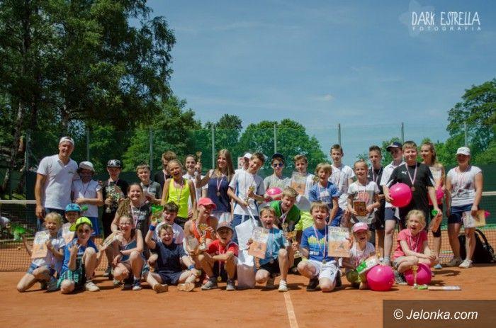 Jelenia Góra: III turniej Akademii Tenisowej Fun&Play za nami