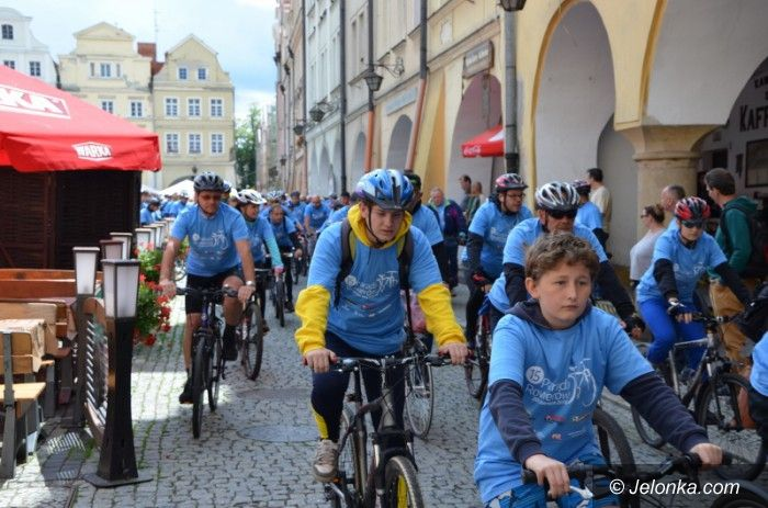Jelenia Góra: XV Parada Rowerów za nami