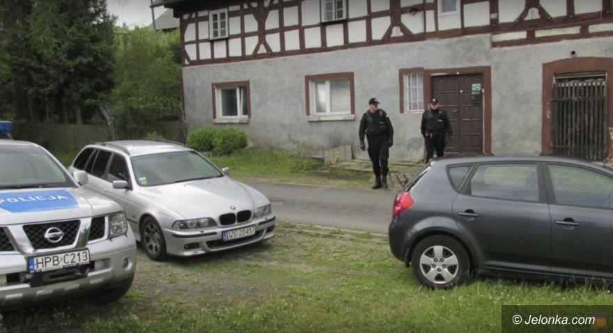 Jelenia Góra: Stanowisko policji ws. Mariana Zagórnego