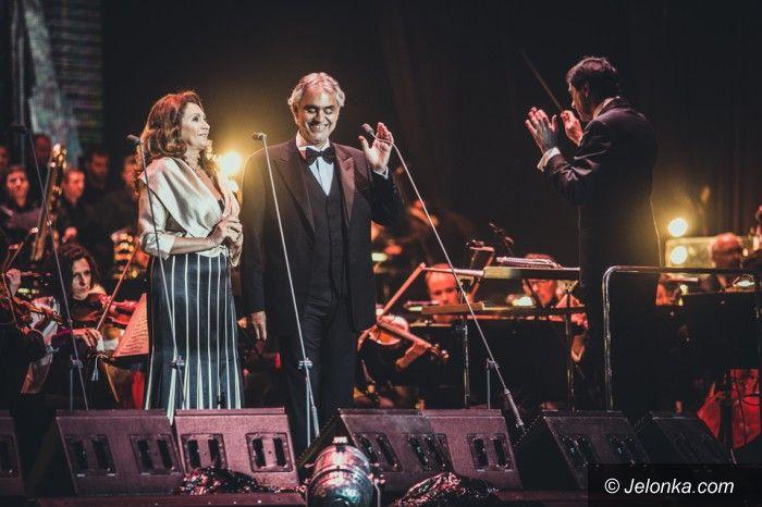 Wrocław: Andrea Bocelli i artystyczna zapowiedź programu ESK 2016