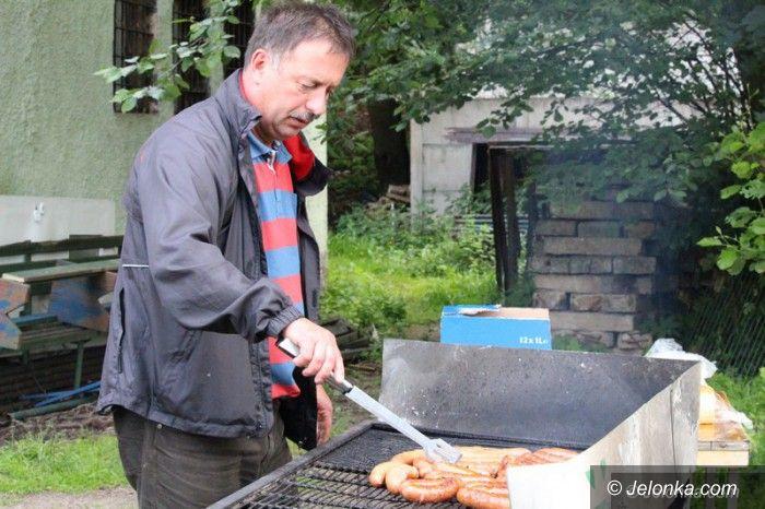 Jelenia Góra: Grillowe zakończenie sezonu