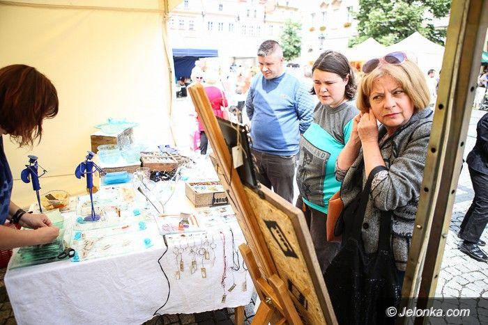 Jelenia Góra: Festiwal sztuki i szkła również dzisiaj
