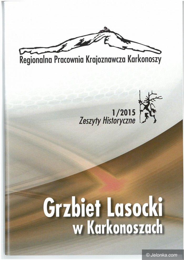 Region: Zeszyt Historyczny– Grzbiet Lasocki w Karkonoszach