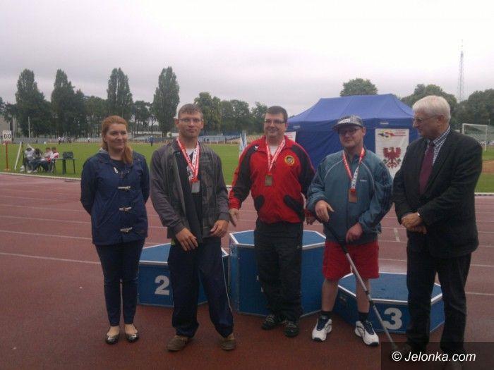 Zielona Góra: Udany start naszych niepełnosprawnych sportowców