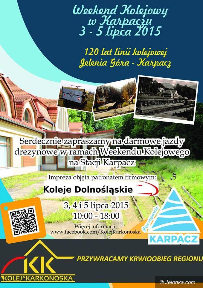 Karpacz: Weekend kolejowy w Karpaczu