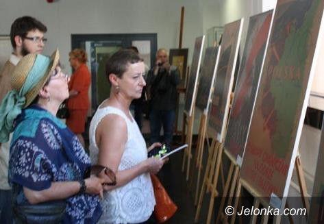 Jelenia Góra: Ziemie Odzyskane w plakacie polskim i wizja szkła
