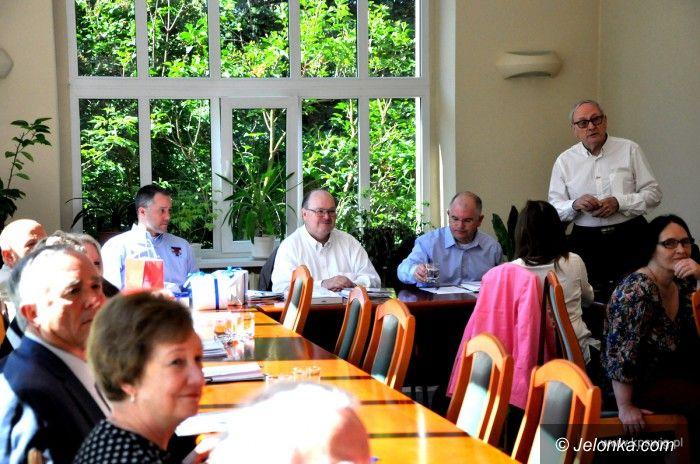 Jelenia Góra: Goście z USA na seminarium w KPSW
