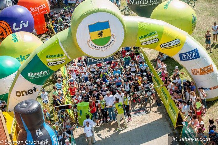 Krokowa: Skandia Maraton Lang Team w Krokowej