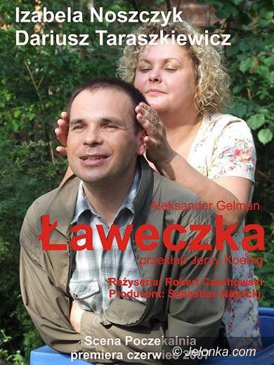 """Szklarska Poręba: Spektakl """"Ławeczka"""" w """"Kaprysie"""""""