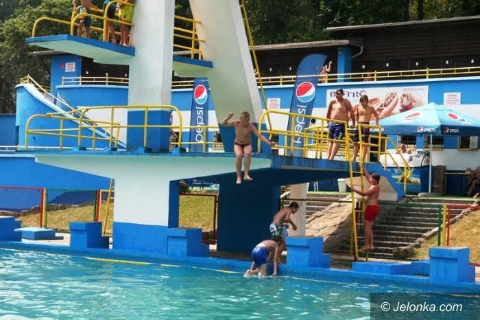 Jelenia Góra: Na upały – kąpielisko przy Sudeckiej