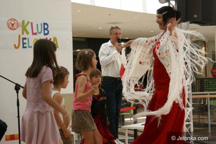 Jelenia Góra: Słoneczna fiesta dla dzieci w Galerii Sudeckiej