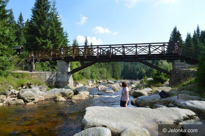 Region: Jubileuszowe spotkanie na mostku izerskim