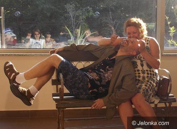 Szklarska Poręba: Bardzo smutni oboje, czyli parkowy romans