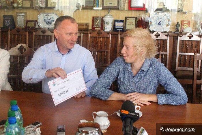 Jelenia Góra: Nagroda dla Pauliny Skibińskiej
