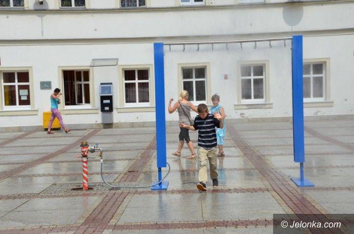 Jelenia Góra: Pierwsza bramka wodna już jest, będą jeszcze dwie