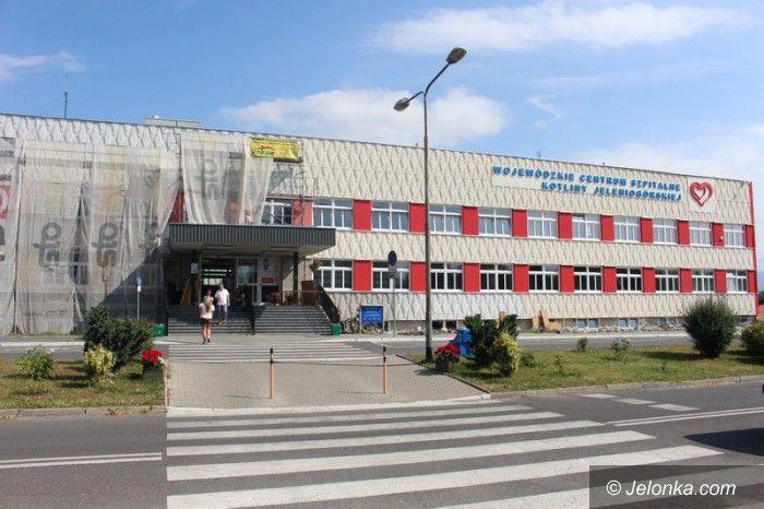 Jelenia Góra: O długu szpitala i konkursie na dyrektora