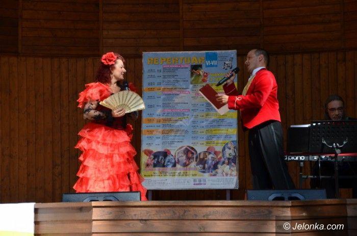 Jelenia Góra: Spotkanie z operowym duetem w Parku Zdrojowym